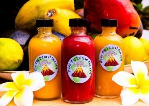 Tropical Hot Sauces